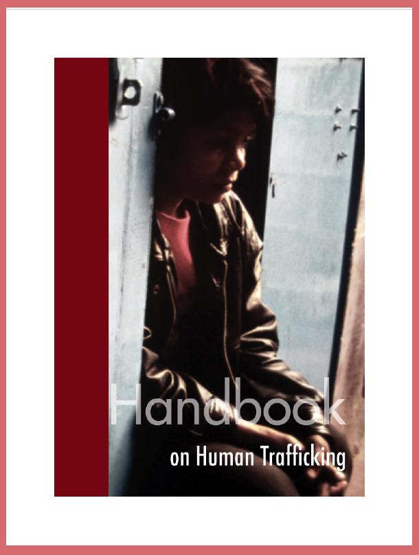 ENGLISH, Handbook on Human Trafficking