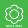 course information, spring theme, pdf